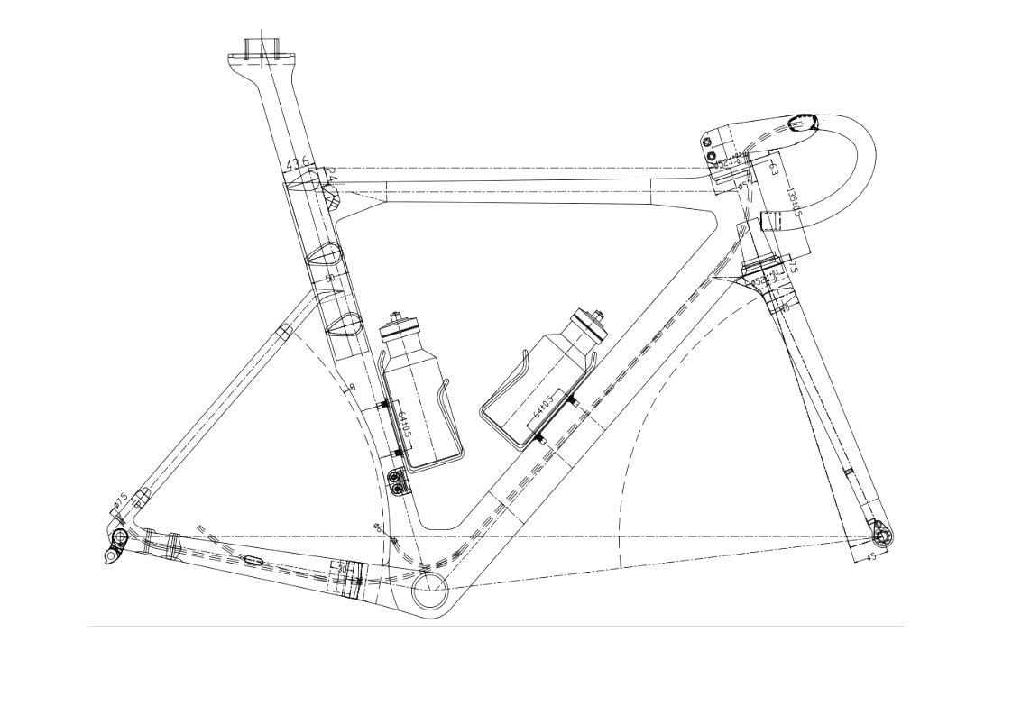 inner cable routing instruction