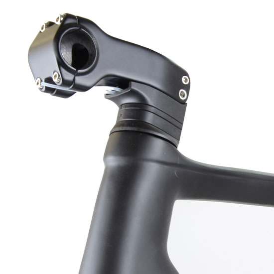 new carbon racing road frame